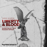 Liberty & Blood - Mainstream Trap & Modern Hip Hop product image