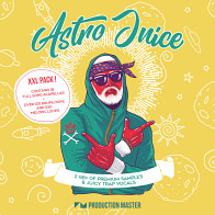 Astro Juice - Juicy Trap & Vocals product image