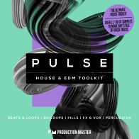 Pulse: House & EDM Toolkit product image