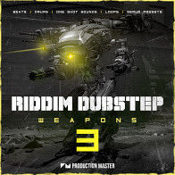 Riddim Dubstep Weapons 3 product image