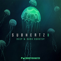 Subhertz 2 - Deep & Dark Dubstep product image