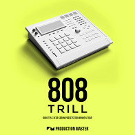 808 Trill - 808 Serum Presets product image