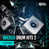 WICKED DRUM HITS 2 product image