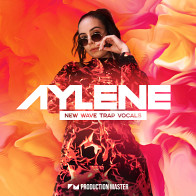 Aylene - New Wave Trap Vocals product image