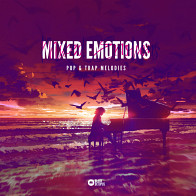 Mixed Emotions - Pop & Trap Melodies product image