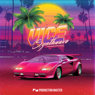 Vice - Synthwave product image