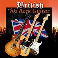 British 70's Rock Guitar product image