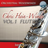 Chris Hein Winds Vol.1 Flutes product image