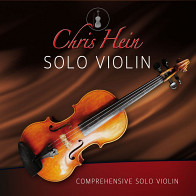 Chris Hein Solo Violin EXtended product image