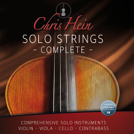 Chris Hein Solo Strings Complete Orchestral Instrument