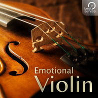 Emotional Violin Orchestral Instrument