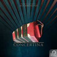 Accordions 2 - Single Concertina product image