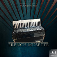 Accordions 2 - Single French Musette  product image