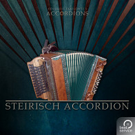 Accordions 2 - Single Steirisch Accordion product image