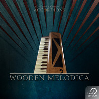Accordions 2 - Single Wooden Melodica product image
