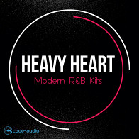 Heavy Hearts: Modern RnB Kits product image