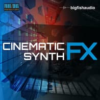 Cinematic Synth FX product image
