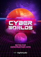 Cyberworlds: Retro Pop Construction Kits product image