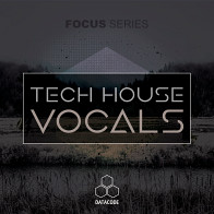 FOCUS: Tech House Vocals product image