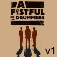 Drumdrops: A Fistful of Drummers Part 1 product image