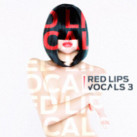 Red Lips Vocals 3 product image