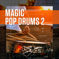 Magic Pop Drums 2 Pop Loops