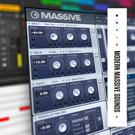 Modern Massive Sounds product image