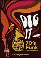 Dig It: 70's Funk Construction Kits product image