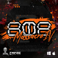 808 Massacre V4 - Drum Kit product image