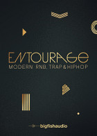 Entourage: Modern RnB, Trap and Hip Hop Hip Hop Loops