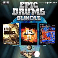 Epic Drums Bundle product image