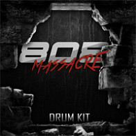 808 Massacre - Drum Kit product image