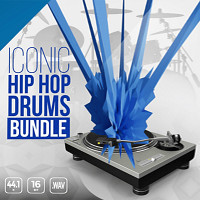Iconic Hip-Hop Drums Master Bundle product image