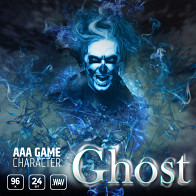 AAA Game Character Ghost product image