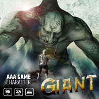 AAA Game Character Giant product image