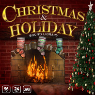 Christmas & Holiday Sound Effects product image