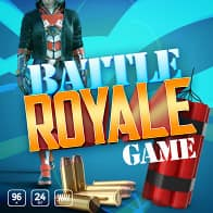 Battle Royale Game - FPS Sound Effects Library product image