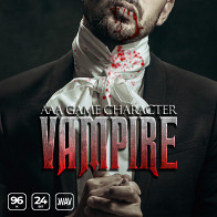 AAA Game Character Vampire product image