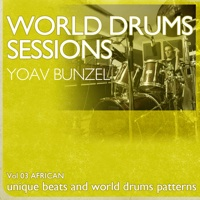 World Drum Sessions Vol.3 - African product image