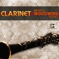 World Woodwind Series - Clarinet product image