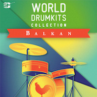 Balkan - World Drumkits Collection product image