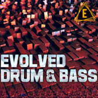 Evolved Drum and Bass product image