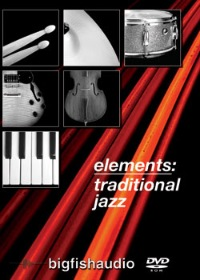 Elements: Traditional Jazz product image