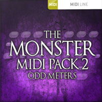 Monster MIDI Pack 2 Odd Meters product image