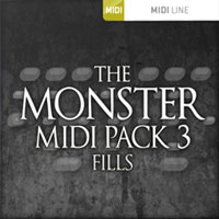 Monster MIDI Pack 3 Fills product image