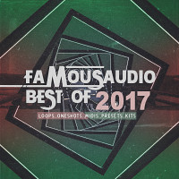 Famous Audio Best Of 2017 product image