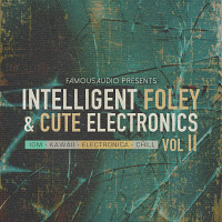 Intelligent Foley & Cute Electronics Vol. 2 product image