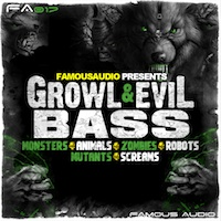Growl & Evil Bass product image