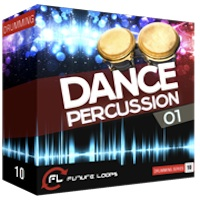 Dance Percussion Vol.1 product image