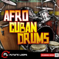 Afro-Cuban Drums product image